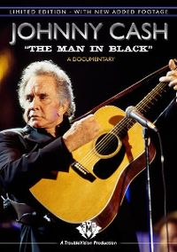 Cover Johnny Cash - The Man In Black - A Documentary [DVD]
